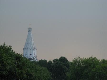 Церковь Вознесения в Коломенском, 1529-32 гг.