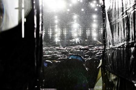 Перед концертом. © Фонд Виктора Пинчука, 2008
