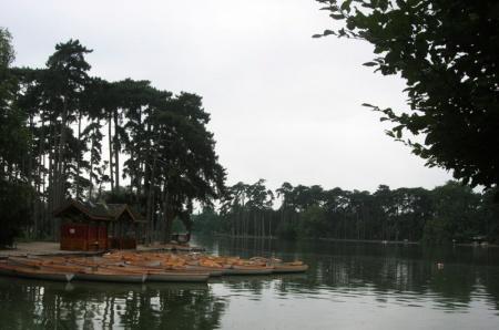 Булонский лес. Фото Remi Jouan из Википедии