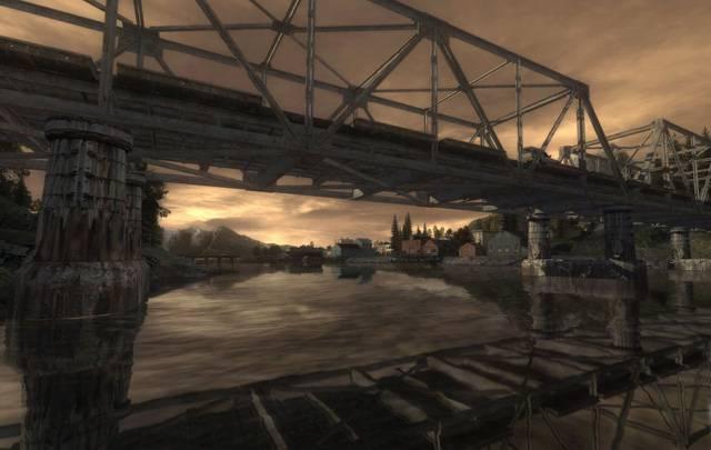 Скриншот игры Alan Wake с сайта igromania.ru